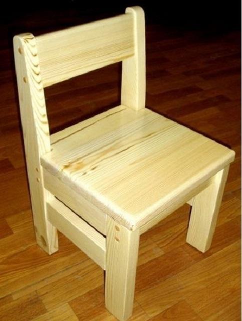 Как сделать стол стул своими руками