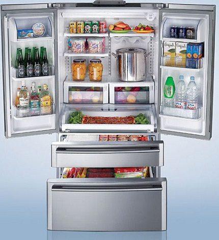 Manuale frigo haier