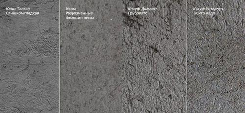 Цементно-песчаная штукатурка для наружных и внутренних работ: характеристики, расход и цены