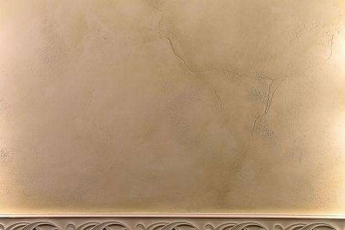 Декоративная краска для стен: фото, виды, видео