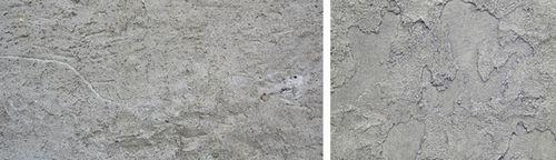 Декоративная штукатурка под бетон: технология нанесения по шагам, фото в интерьере