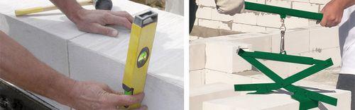 Инструмент для газобетона и нанесения клея: что лучше использовать, цены