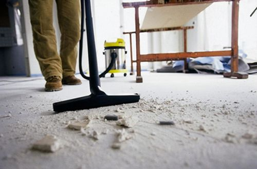 Как избавиться от пыли в квартире: во время и после ремонта