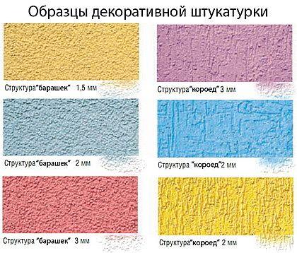 Как оштукатурить стену декоративной штукатуркой своими руками