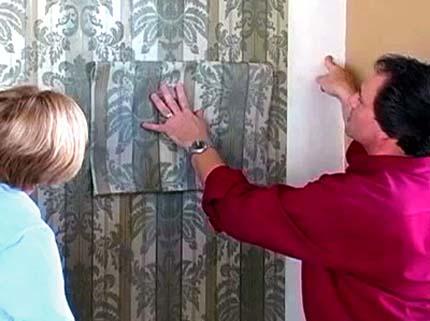 Как правильно клеить обои в углах: видео-инструкция по монтажу своими руками и фото