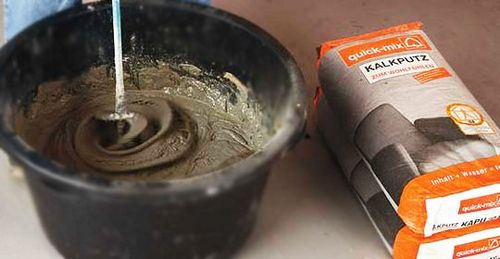 Как приготовить смесь для штукатурки стен: видео-инструкция по монтажу своими руками, особенности приготовления составов для внутренних, наружных работ, цена, фото