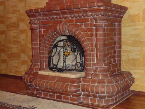 Как выложить камин своими руками - пошаговая инструкция!