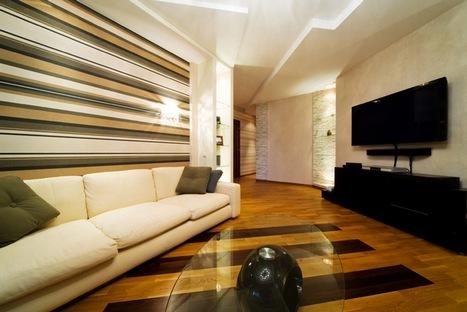 Комбинирование обоев в гостиной: инструкция как скомбинировать лучше, варианты, дизайн, видео и фото