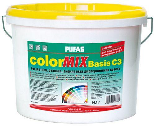 Краска для колеровки акриловых, масляных покрытий и других, составов для стен и обоев, видео, фото