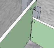 Отделка углов в квартире и доме материалами из ПВХ и другими, видео-инструкция по монтажу, фото