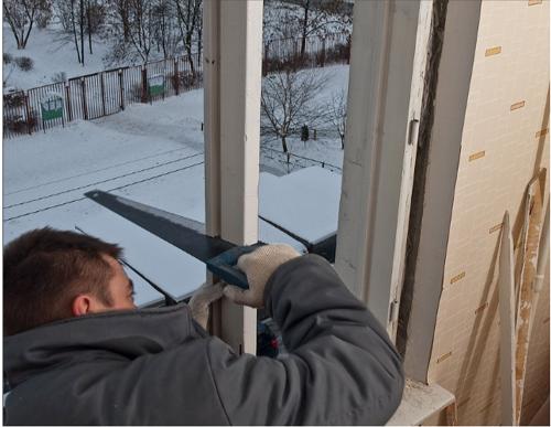 Подробная инструкция по установке пластиковых окон своими руками