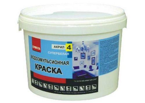 Поливинилацетатная водоэмульсионная краска: технические характеристики, ГОСТы, видео и фото