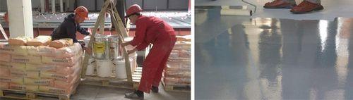 Пропитка для бетона глубокого проникновения: свойства, сфера применения, техника нанесения