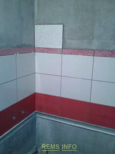 Ремонт в ванной комнате своими руками!
