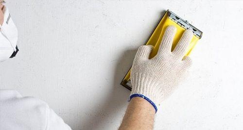 Шпаклевочные работы: внутренние, внешние, уличные, стоимость, виды шпаклевок, видео-инструкция по монтажу своими руками. фото и цена
