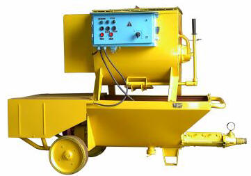 Штукатурное оборудование: инструкция по применению хопперов и других агрегатов, видео и фото