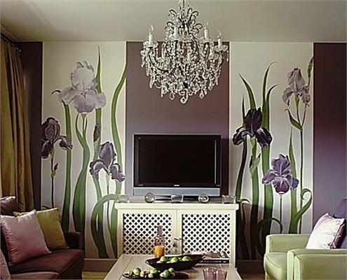 Сочетание обоев в интерьере: как сочетать разные цвета, с деревом, мебелью, шторами, видео и фото