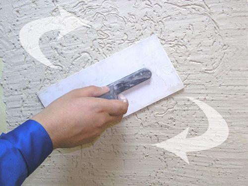 Структурная краска для наружных работ: инструкция по нанесению своими руками, видео и фото