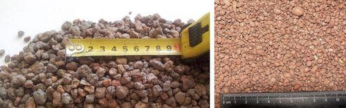 Вес керамзита в 1 м3 разных фракций и марок, цены