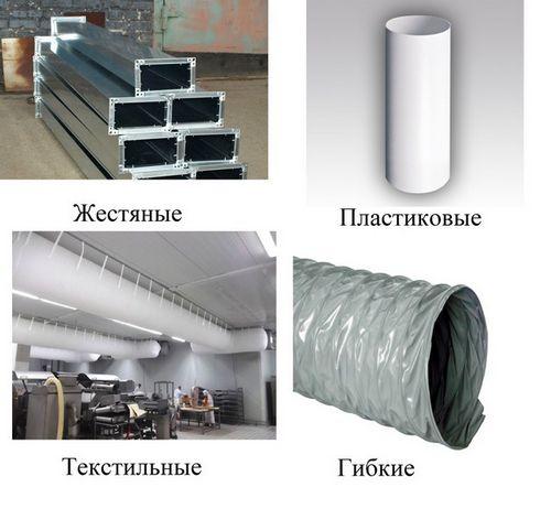 Воздуховоды гофрированные для вентиляции – особенности выбора и монтажа