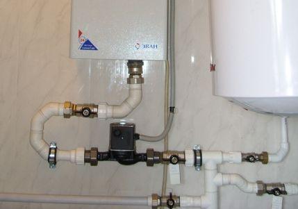 Подбор насоса для системы отопления частного дома: необходимые расчеты