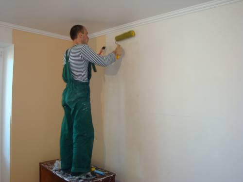 Поклейка обоев: ремонт, обработка стен перед поклейкой и основные способы
