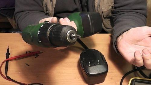 Аккумулятор для шуруповерта