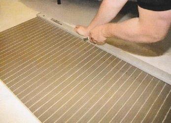 Армированные плиты из полистирола