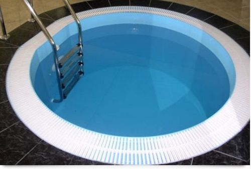 Бани с бассейном проекты — Фото