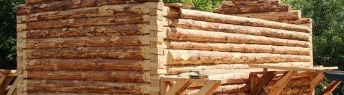 Бревенчатые стены и виды рубки и сборки срубов: