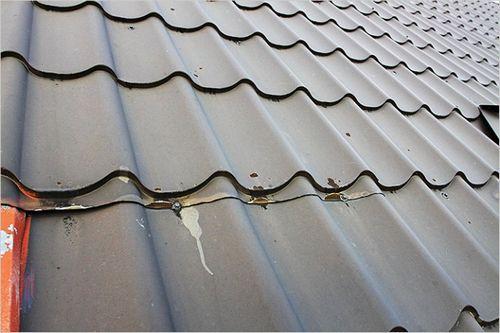 Что делать, если крыша протекла