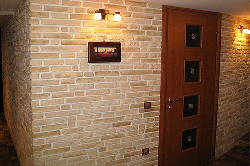 Декоративные стеновые панели для внутренней отделки стен