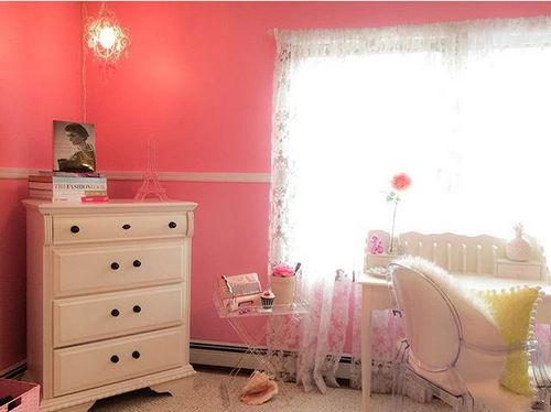 Детская мебель для девочки: 20 фото