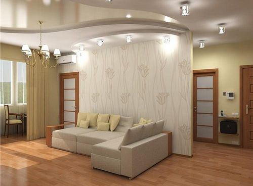Фигурные потолки: из гипсокартона, фото фигур, своими руками красивый дизайн, картинки и видео, как сделать
