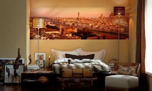 Фотообои города в интерьере: фото, фотообои ночного города на стену - ЭтотДом