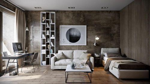 Идеи оформления стен гостиной фото: декор своими руками, чем украсить пустую отделку, декоративный камень