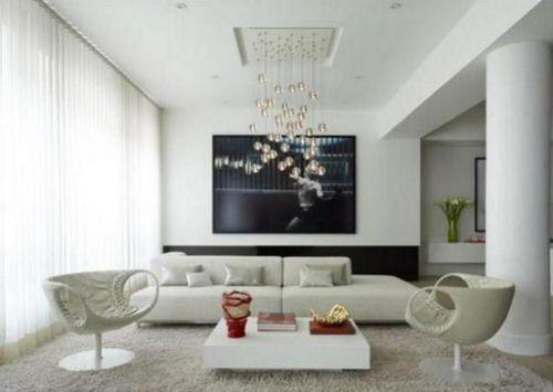 Интерьер в стиле минимализм - основные черты