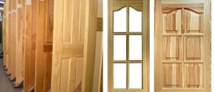 Изготовление деревянных дверей своими руками