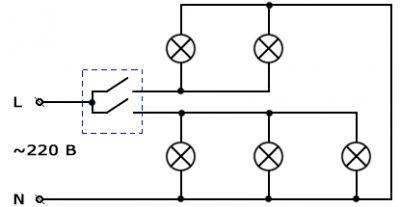 Как подключить выключатель своими руками: высота, правила, схемы