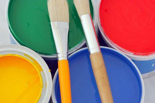 Как покрасить кафельную плитку