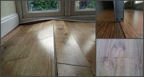 Как правильно положить ламинат своими руками на деревянный пол фото 462