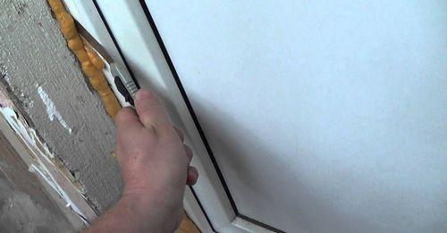 Как пользоваться монтажной пеной