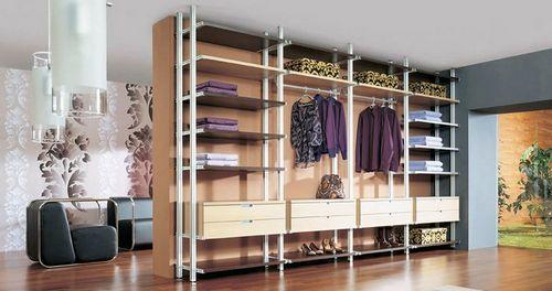 Как самому сделать гардеробный шкаф