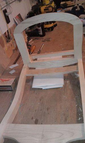 Как сделать кресло-качалку своими руками: пошаговые фото