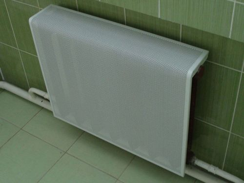 Как скрыть радиатор отопления