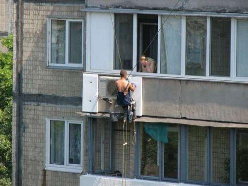 Как своими руками утеплить балкон: утепление внутри и снаружи, можно ли зимой, видео, фото