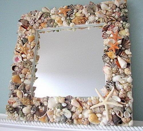 Как украсить зеркало: своими руками рама, как задекорировать ванную и обновить старое, декорирование с фото