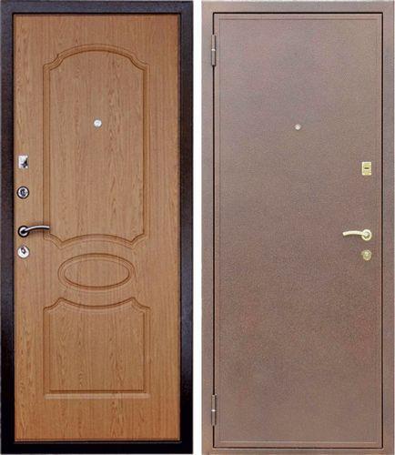 Как утеплить входную металлическую дверь в квартире и частном доме