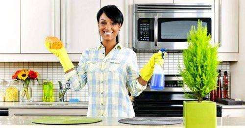 Как в домашних условиях почистить микроволновку легко и просто
