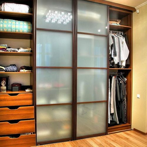 Как выбрать шкаф-купе: фото